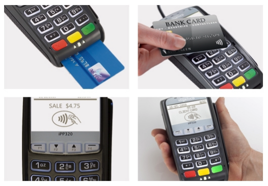 Mobile Card Processing