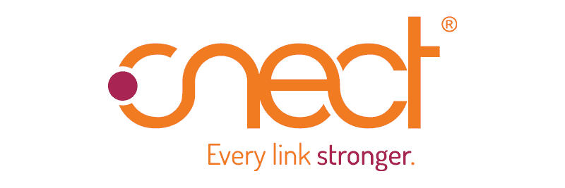 cnect footer logo
